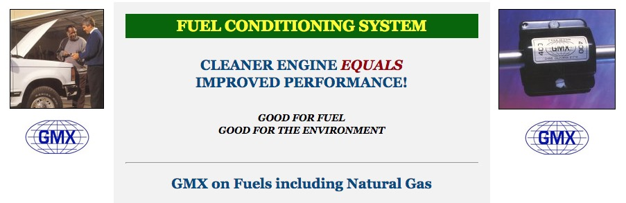 GMX Fuel Conditioning System